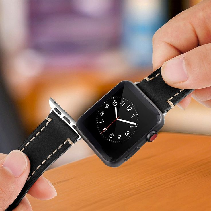how to change iwatch band
