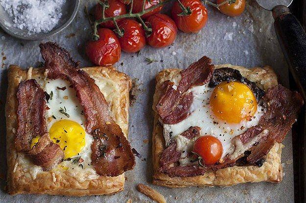 21 bacon & egg recipes!