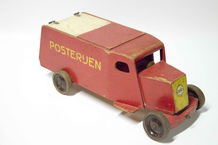 Posterijen - PTT auto ADO 1940
