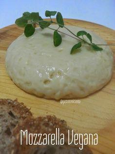 Mozzarella Vegana (Gratina y Funde) | Gastrocenicienta