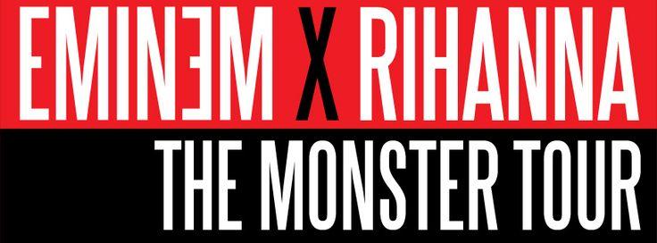 Eminem, Rihanna officially announce 'The Monster Tour'