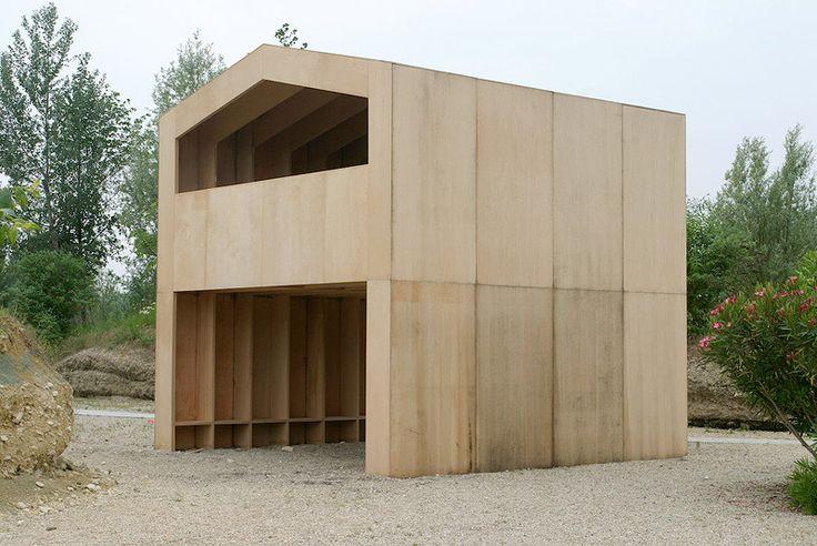 Cabane d'Ayous - Atelier Provisoire