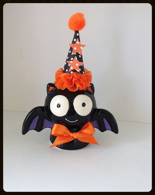...  Vintage style, Halloween decorations and Halloween ornaments