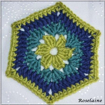 Beyond the Square Crochet Motifs, Edie Eckman Motif n°30