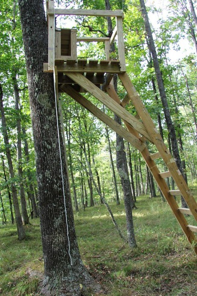 Wood Tree Stand Plans Recent Wood Tree Stand Plans Post 2