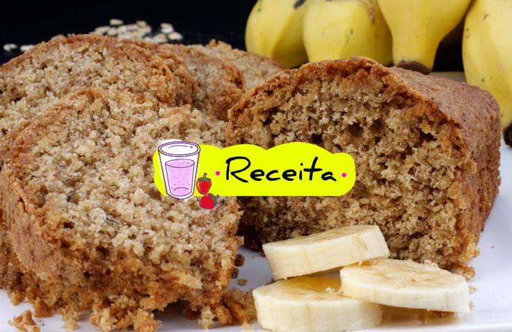 Bom dia pessoal! Hoje trago para vocês uma receita de Bolo Funcional de maçã, banana e castanha do pará, super gostoso e simples de fazer! Passada pela minha nutri Raquel Labonia, que também faz consultoria nutricional no Comer e Viver,