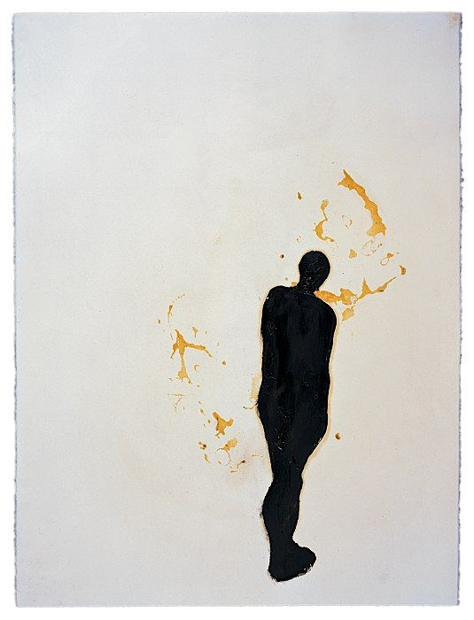 TOGETHER AND APART , Antony Gormley
