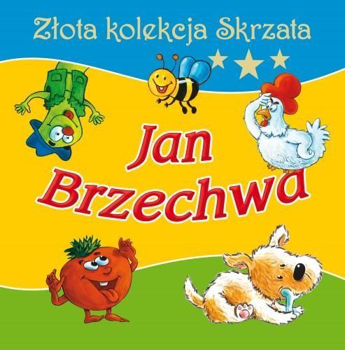 Księgarnia Wydawnictwo Skrzat Stanisław Porębski - WYDAWNICTWO DLA DZIECI I MŁODZIEŻY - Jan Brzechwa - Złota kolekcja Skrzata
