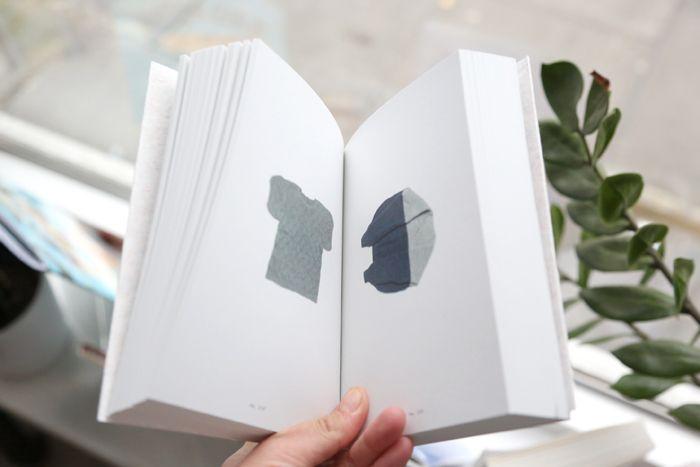 Het Verzameld Breiwerk van Loes Veenstra (The Collected Knitting Of Loes Veenstra) by Christien Meindertsma