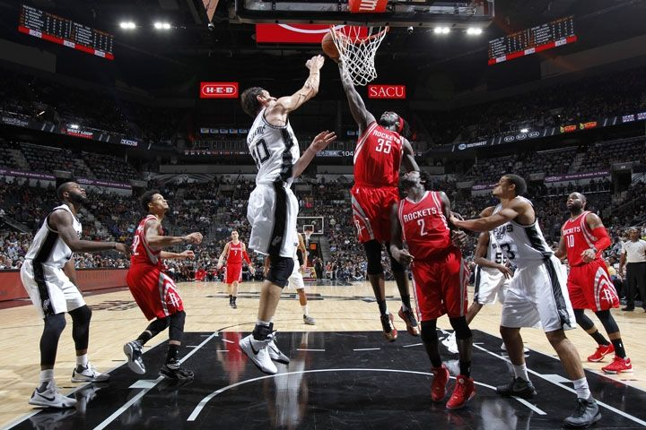 Photos: Spurs vs Rockets 10/23