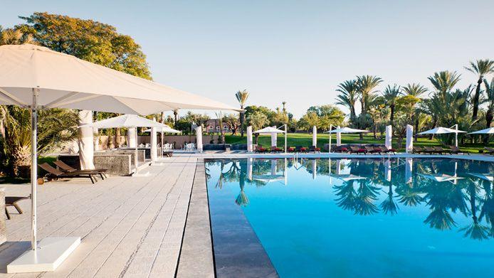 Pullman Marrakech Palmeraie Resort and Spa Hotel 5* prix promo séjour Maroc Donatello à partir de 550,00 € TTC