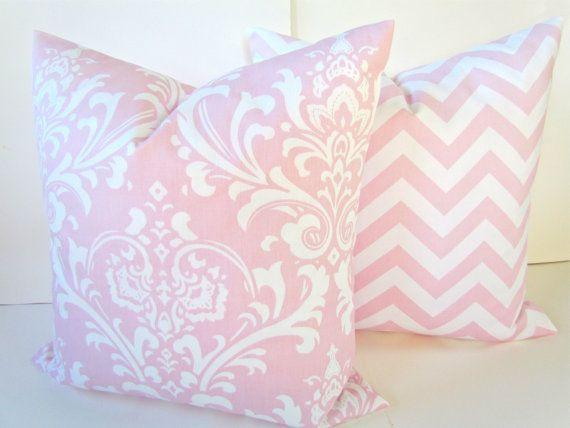 Baby Pink Decorative Pillows : ROZE kussens roze kussens gooien licht roze kussenslopen 16 18 20x20. Alle maten gooien kussen ...