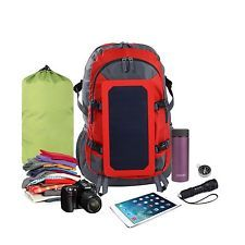 [$74.99 save 43%] Durable 6.5W Solar Powered Backpack Bag Travel Outdoor Red Lightweight Portable http://www.lavahotdeals.com/ca/cheap/durable-6-5w-solar-powered-backpack-bag-travel/229302?utm_source=pinterest&utm_medium=rss&utm_campaign=at_lavahotdeals