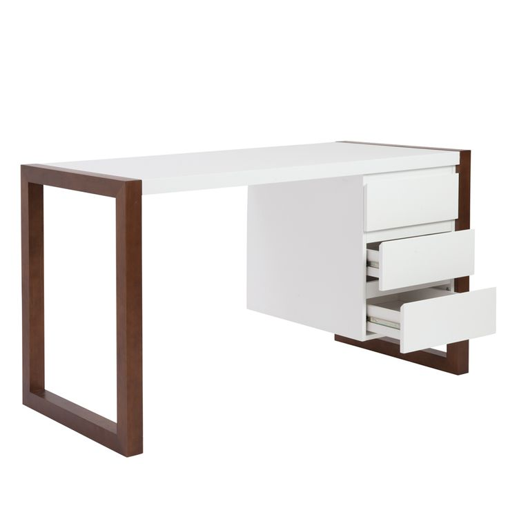 Mannon Desk By Euro Style