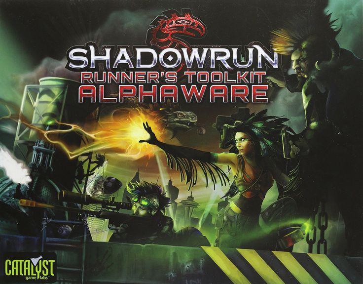 Shadowrun 5th Edition: Runners Toolkit: Alphaware