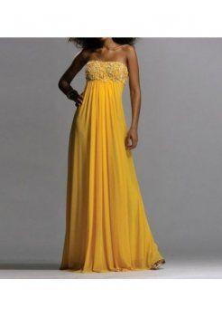 mince d'une longueur au sol hot line vendre longues robes de bal