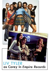 Channel Liv Tyler's Look From Empire Records | The Zoe Report