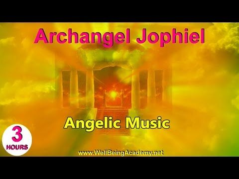02 - Angelic Music - Archangel Jophiel - YouTube