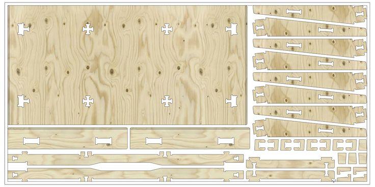 Gezamenlijk met alle deelhuurders van Haagweg 4H2 hebben we het plan opgevat het nieuwe jaar weer fris te beginnen door meer eenheid te creëren in het interieur van de gedeelde werkruimte. Zo hebben de oude verschillende bureaus plaats gemaakt voor 6 identiekenieuw ontworpen tafels. Het ontwerp, geïnspireerd op hetWikiHouse-principe, is ...