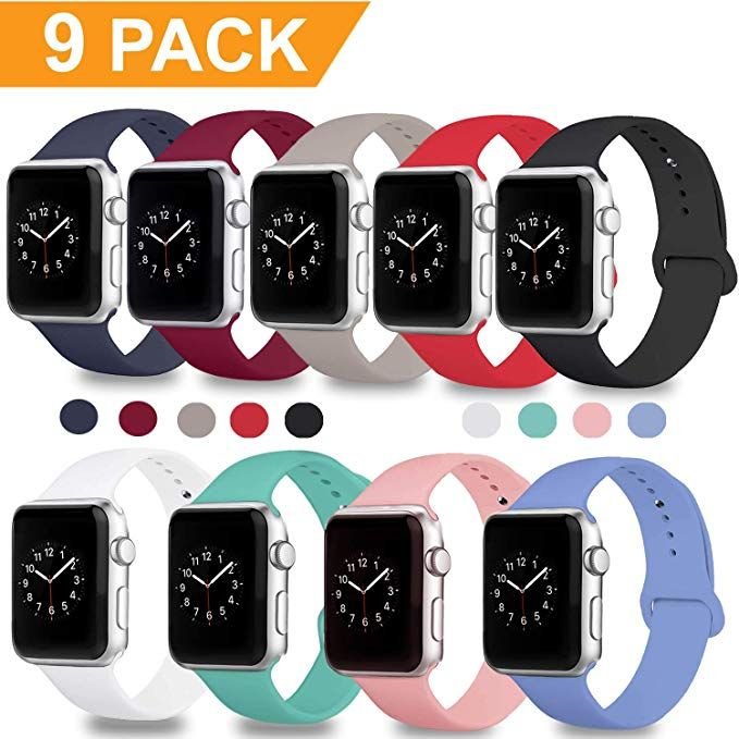 Apple Watch Band 42mm Pack Of 3