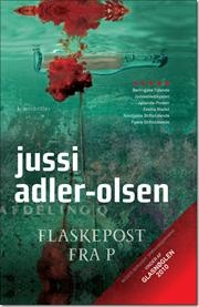 Flaskepost fra P af Jussi Adler-Olsen, ISBN 9788756797375