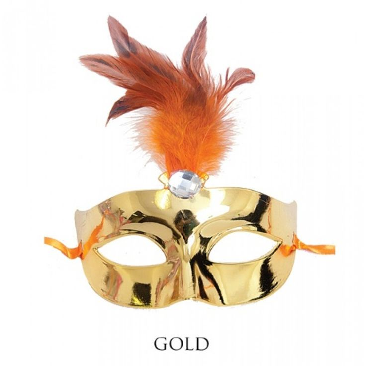 Feather And Mask Centerpiece : Mask centerpieces feather centerpiece gold buy