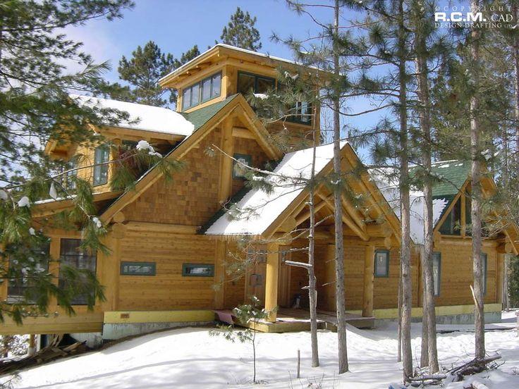 1472 best Lake House images on Pinterest | Architects, Beautiful ...