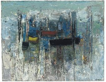 "Paul Feiler ""Sea and Boats"""