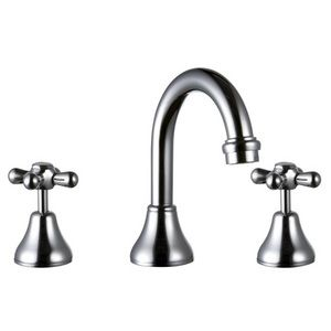 Masters: Mirage Swivel Basin Set $49. NB: This is for a style guide only. Check with your plumber that he can swap them over