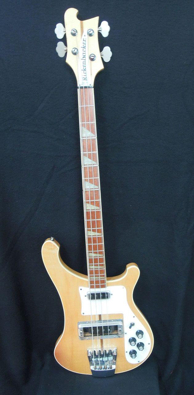 Rickenbacker 4001 '74 Natural