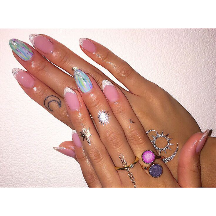 8 month's nail