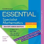 ebook - (downloadable pdfs) Essential VCE Mathematics Enhanced: Complete Worked Solutions