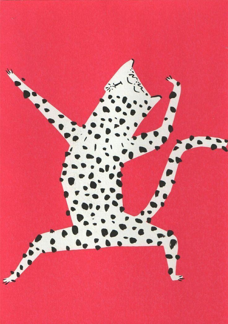 Illustration De Chat Illustration Animal Illustration Art Illustration Art Illustration Design