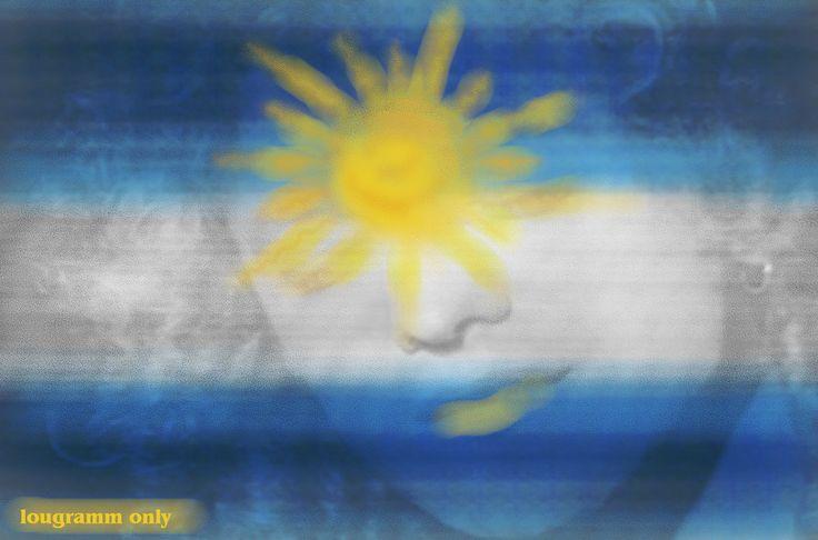 an Argentina's Flag