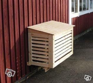 Grundmålat Värmepumpsskydd - Testad av SP | Värmland