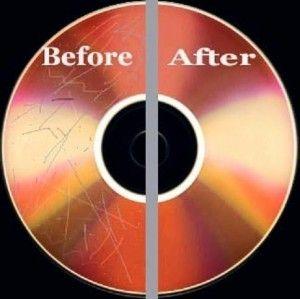 Repair a Scratched CD