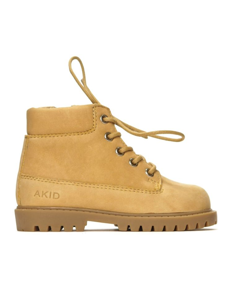 Akid Tan Atticus Classic Boots   Accent Clothing