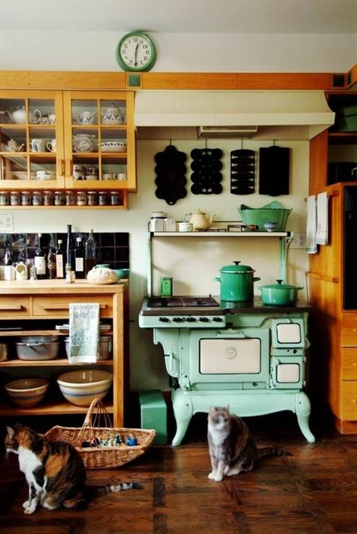great english country kitchen