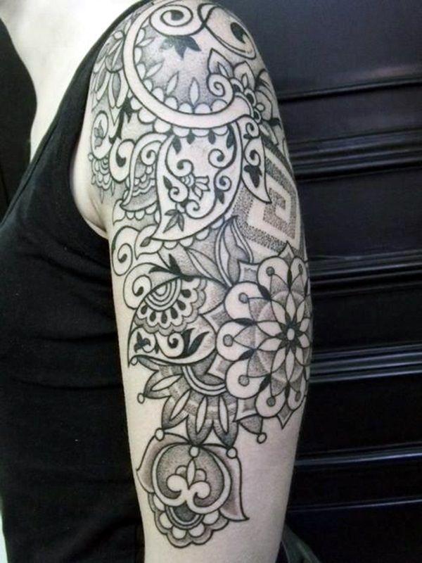 Half Sleeve Tattoo Designs (45)