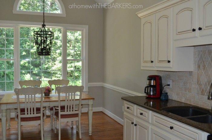 Kitchen Makeover Part 1 The Paint Paint Colors Grey