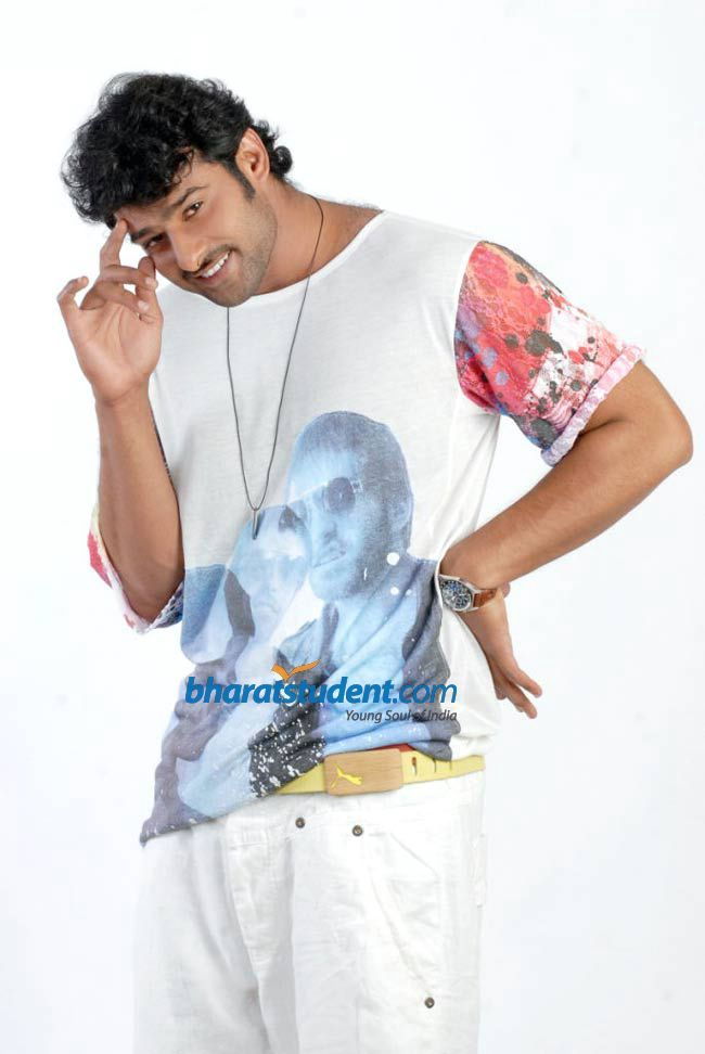 Prabhas in Darling movie