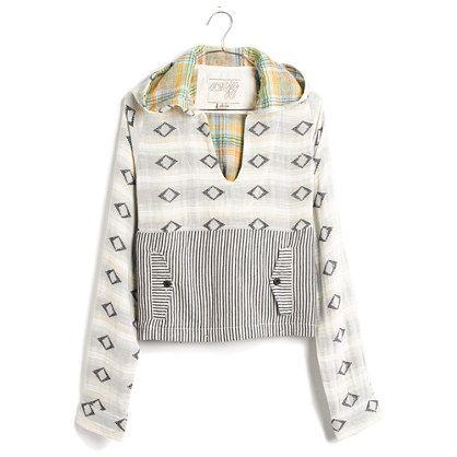 Ace & Jig™ Roadside Baja Jacket - jackets & outerwear - Women's NEW ARRIVALS - Madewell