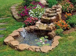 Risultati immagini per giochi d'acqua giardino