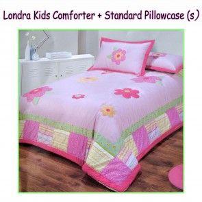 Londra Kids Comforter Single / King Single / Double / Queen