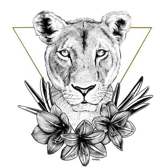 Lioness of Pride