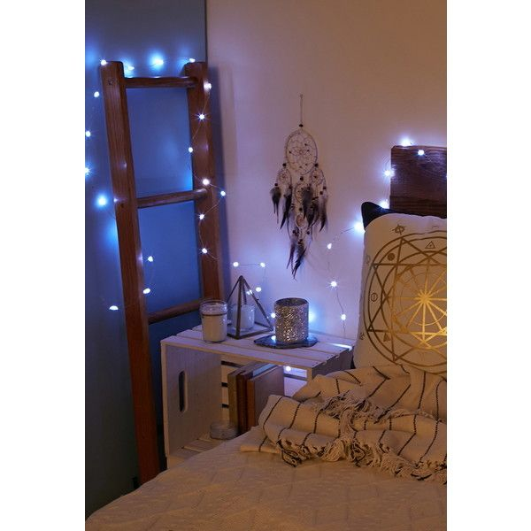 Forever 21 Kikkerland Silver String Lights ($8.90) ❤ liked on Polyvore featuring home, lighting, battery string lights, battery powered lamps, battery operated lights, battery light and battery fairy lights