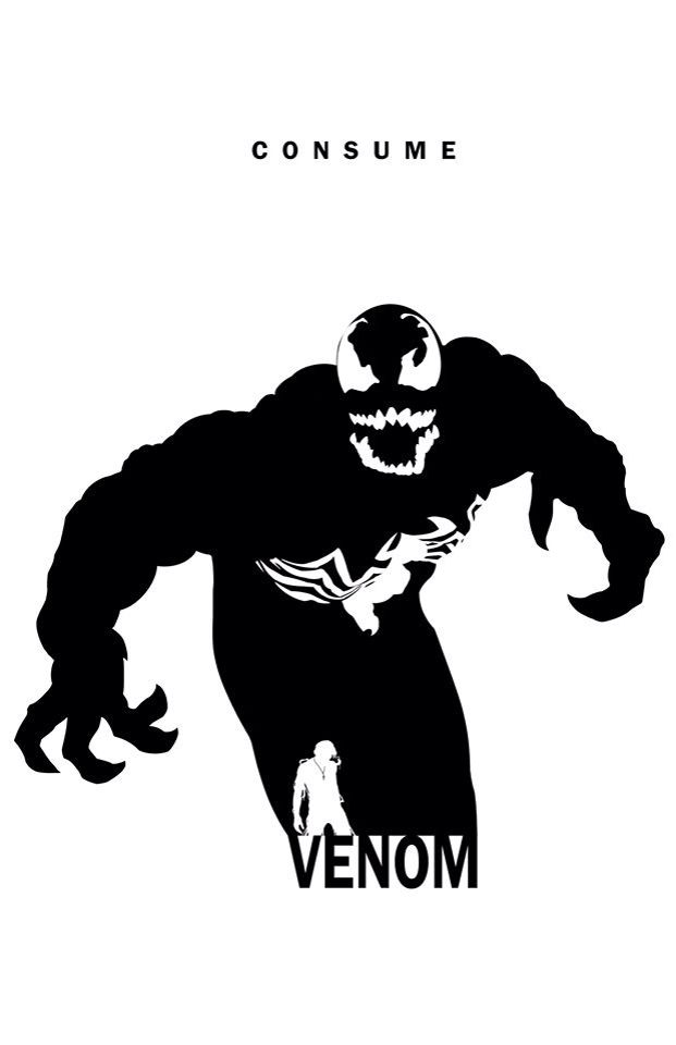 Venom - Consume by Steve Garcia #art