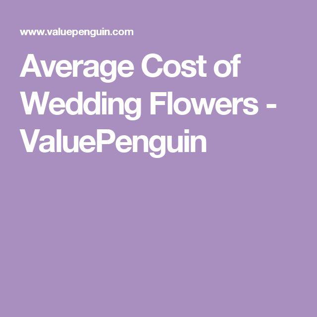 Average cost of wedding flowers in ny : Average cost of wedding flowers valuepenguin