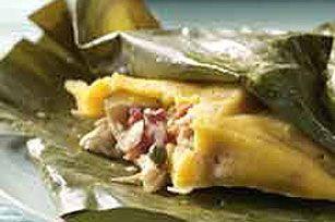 Venezuelan Tamales recipe Hallacus