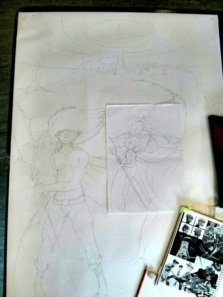 Stage 1 art so far#1